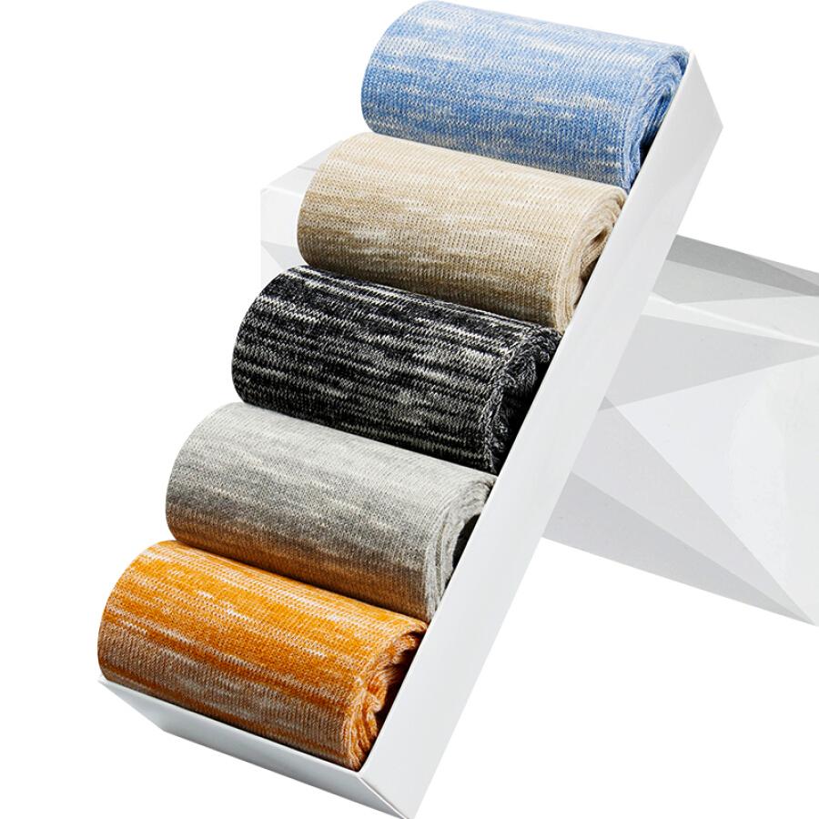 Bộ 5 Đôi Tất Thể Thao Nam Nữ Chất Liệu Cotton YU ZHAOLIN - 1581810 , 2736761373579 , 62_9002233 , 106000 , Bo-5-Doi-Tat-The-Thao-Nam-Nu-Chat-Lieu-Cotton-YU-ZHAOLIN-62_9002233 , tiki.vn , Bộ 5 Đôi Tất Thể Thao Nam Nữ Chất Liệu Cotton YU ZHAOLIN