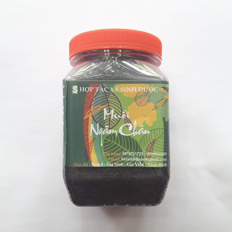 Muối ngâm chân Sinh Dược 450gr Muối thảo dược 100% từ thiên nhiên