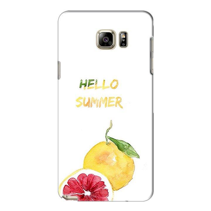 Ốp Lưng Dành Cho Điện Thoại Samsung Galaxy Note 5 Mẫu 77