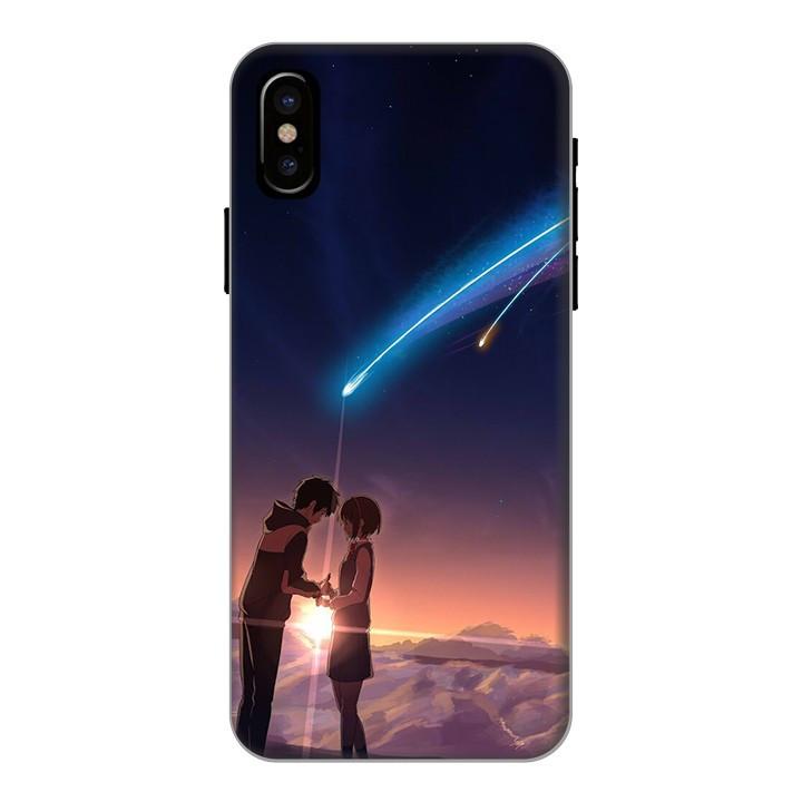 Ốp lưng dành cho điện thoại iPhone XR - X/XS - XS MAX - Mẫu 214