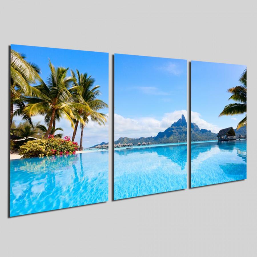 Bộ tranh 3 tấm phong cảnh biển tuyệt đẹp - tranh gỗ treo tường - dạng hình chữ nhật từng tấm - 2148327 , 6929214549164 , 62_13698750 , 1100000 , Bo-tranh-3-tam-phong-canh-bien-tuyet-dep-tranh-go-treo-tuong-dang-hinh-chu-nhat-tung-tam-62_13698750 , tiki.vn , Bộ tranh 3 tấm phong cảnh biển tuyệt đẹp - tranh gỗ treo tường - dạng hình chữ nhật từn