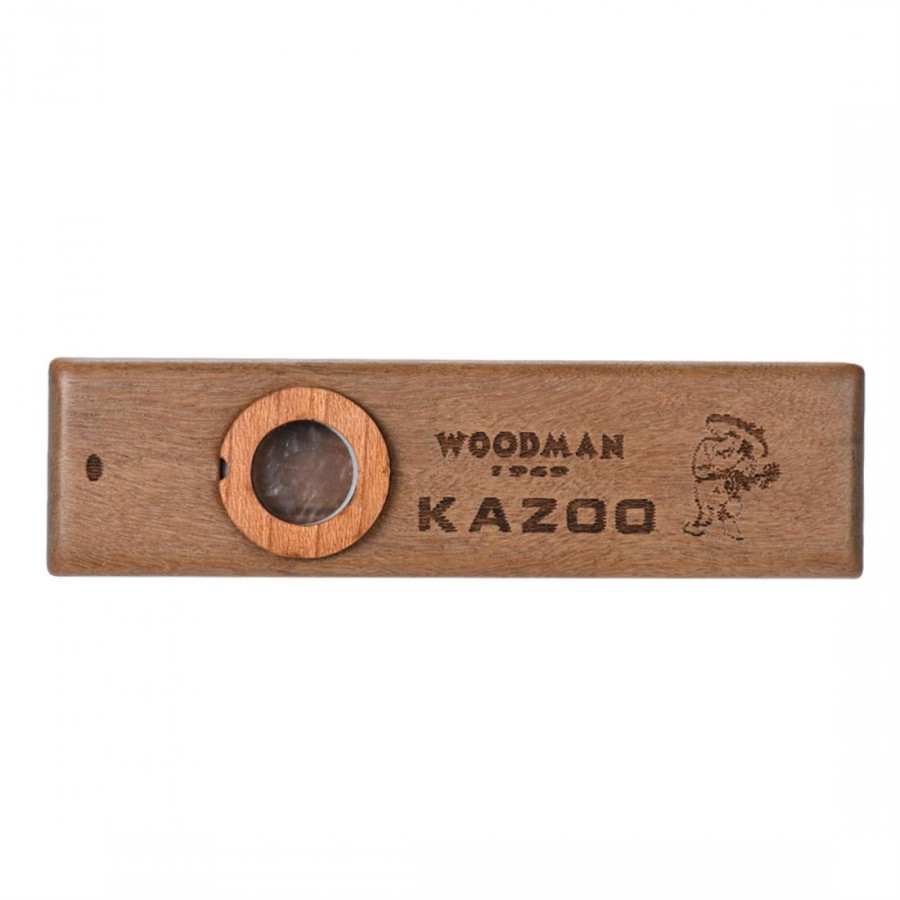 Wooden Card Zuqin Especially Guitar Partners In Kerry Wood And Metal Box Harmonica Music Lovers