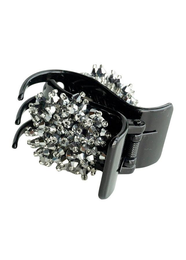 Kẹp tóc càng cua 5 răng RY-A 71174-1 (Xám bạc)
