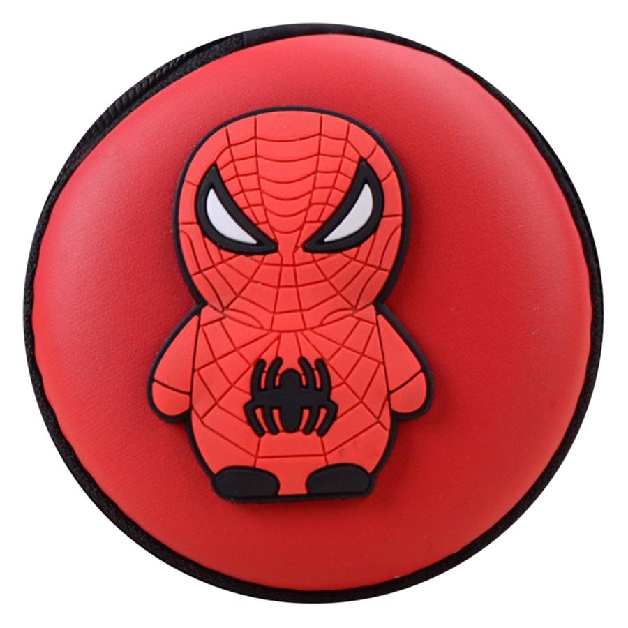 Bóp Tai Nghe Spider Man - Hàng Nhập Khẩu