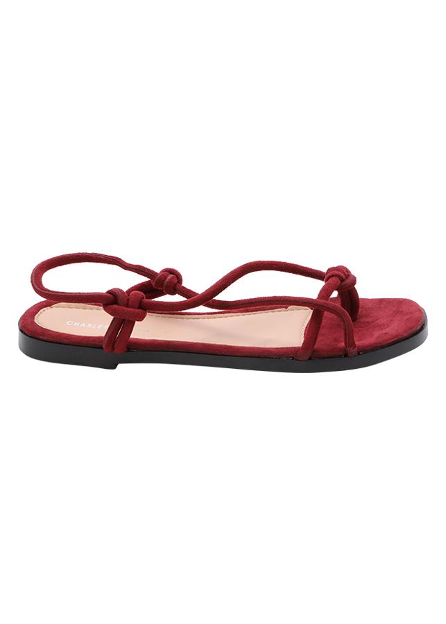 Giày Sandal Nữ Đế Bệt VC 42