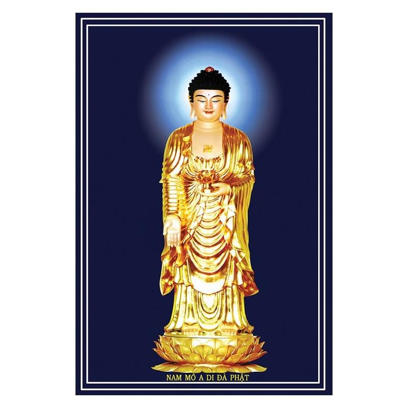 Tranh Phật Giáo Adida Phật 2226