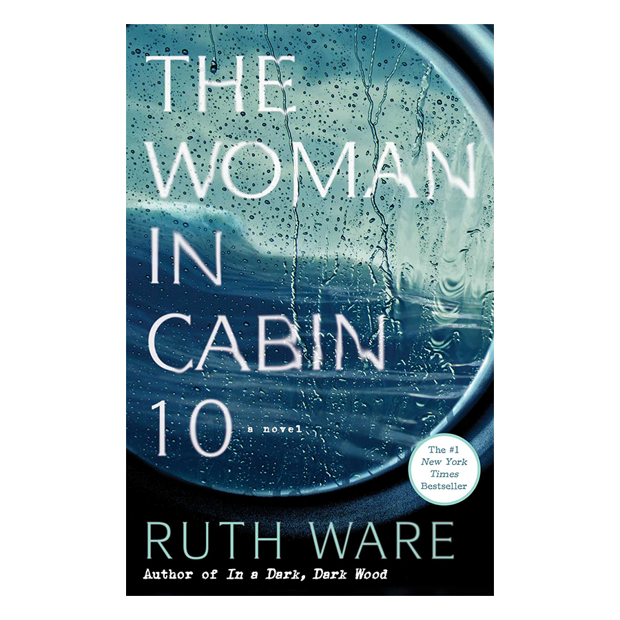 The Woman In Cabin 10 - 879352 , 3089477930031 , 62_1389833 , 368000 , The-Woman-In-Cabin-10-62_1389833 , tiki.vn , The Woman In Cabin 10