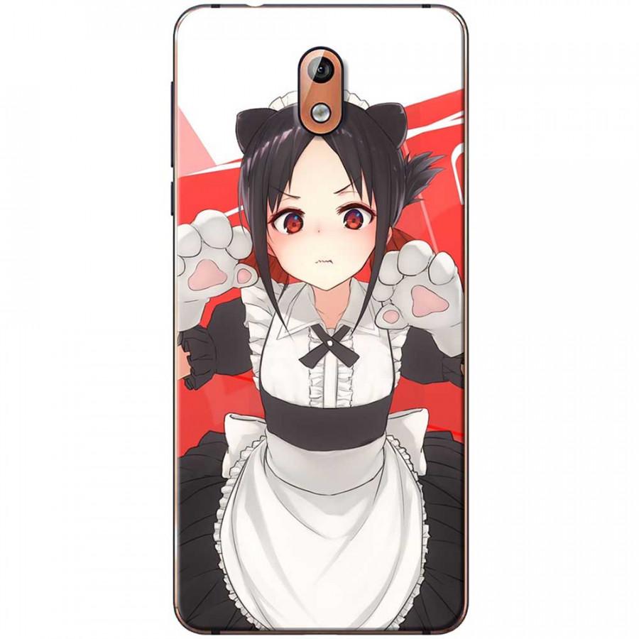 Ốp lưng dành cho Nokia 3.1 mẫu Anime em mèo - 2013384 , 5271748272188 , 62_14857796 , 150000 , Op-lung-danh-cho-Nokia-3.1-mau-Anime-em-meo-62_14857796 , tiki.vn , Ốp lưng dành cho Nokia 3.1 mẫu Anime em mèo