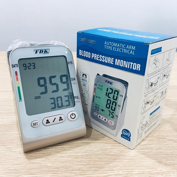 Máy đo huyết áp bắp tay FDK FT-C15Y