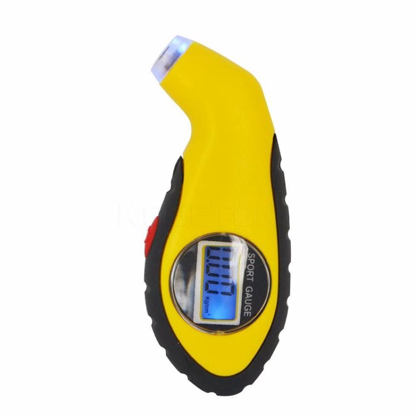 Đồng hồ đo áp suất lốp điện tử cho ô tô xe máy