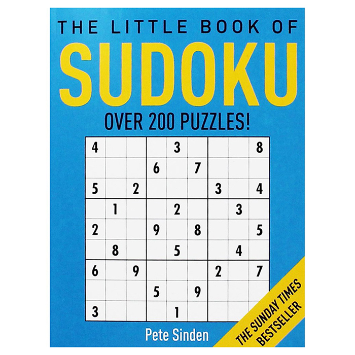 Little Bk Of Sudoku 1 (2016)