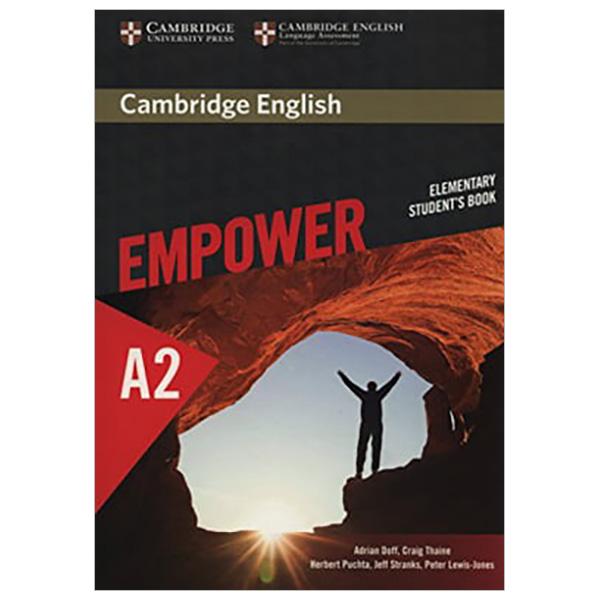 Cambridge English Empower Elementary Student