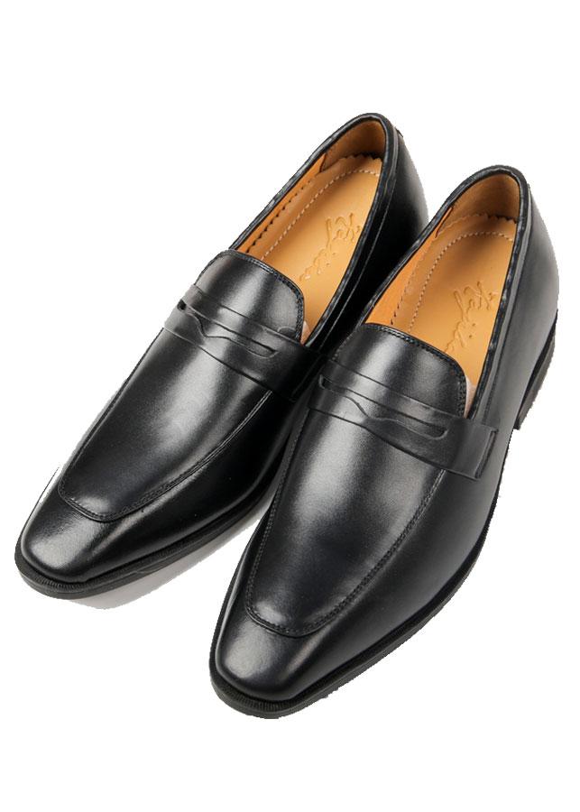 Giày Da Nam Giày Lười KOJIBA Cao Cấp Phong Cách Trẻ Trung