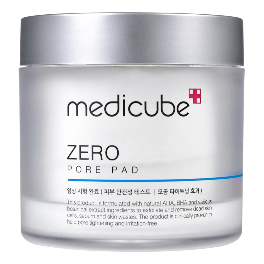 Medicube Zero Pore Pad - 1886487 , 4870793927145 , 62_14447656 , 706000 , Medicube-Zero-Pore-Pad-62_14447656 , tiki.vn , Medicube Zero Pore Pad