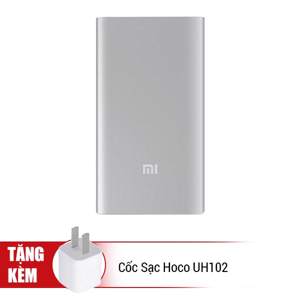 Pin Sạc Dự Phòng Xiaomi 10000mAh Gen 2s QC 3.0 (Bạc) - Hàng Chính Hãng + Tặng 01 cốc Sạc Hoco UH102 - 1103788 , 7618431295662 , 62_11959339 , 510000 , Pin-Sac-Du-Phong-Xiaomi-10000mAh-Gen-2s-QC-3.0-Bac-Hang-Chinh-Hang-Tang-01-coc-Sac-Hoco-UH102-62_11959339 , tiki.vn , Pin Sạc Dự Phòng Xiaomi 10000mAh Gen 2s QC 3.0 (Bạc) - Hàng Chính Hãng + Tặng 01 cố