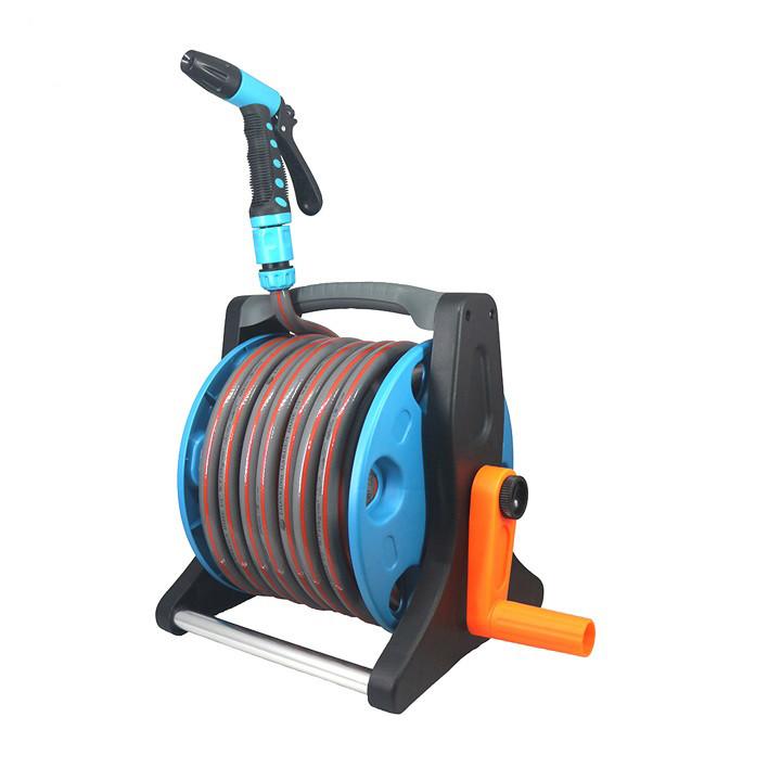 Bộ vòi tưới cây, vòi xịt rửa xe tăng áp 10 mét ống PR1015C - 1656608 , 4837801493214 , 62_11472461 , 650000 , Bo-voi-tuoi-cay-voi-xit-rua-xe-tang-ap-10-met-ong-PR1015C-62_11472461 , tiki.vn , Bộ vòi tưới cây, vòi xịt rửa xe tăng áp 10 mét ống PR1015C