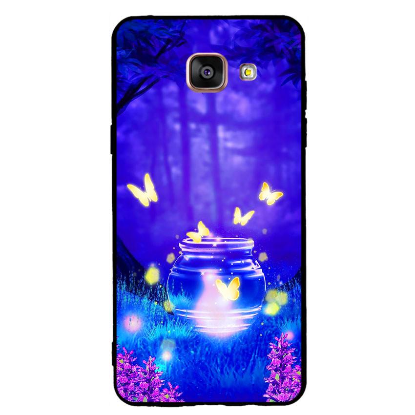 Ốp lưng viền TPU cho điện thoại Samsung Galaxy A5 2016 -Nice 01