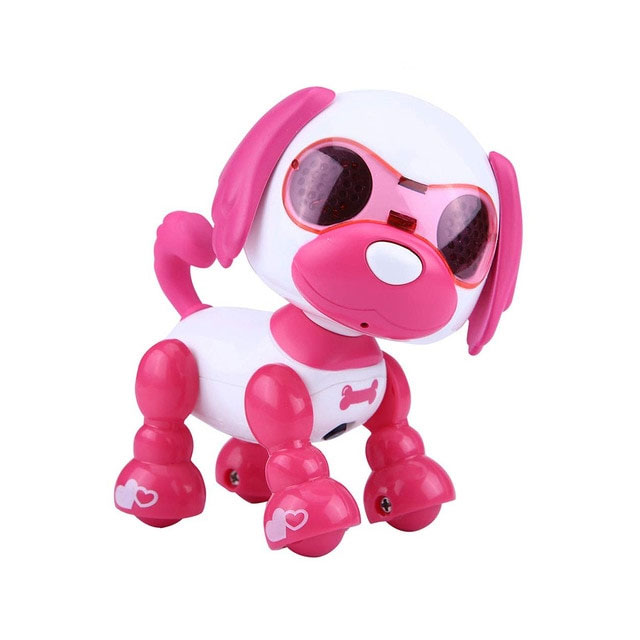 ZYJH135 Interactive Puppy Pocket Mini Dog Intelligent Touchable Voice Record Electric Puppy Toy