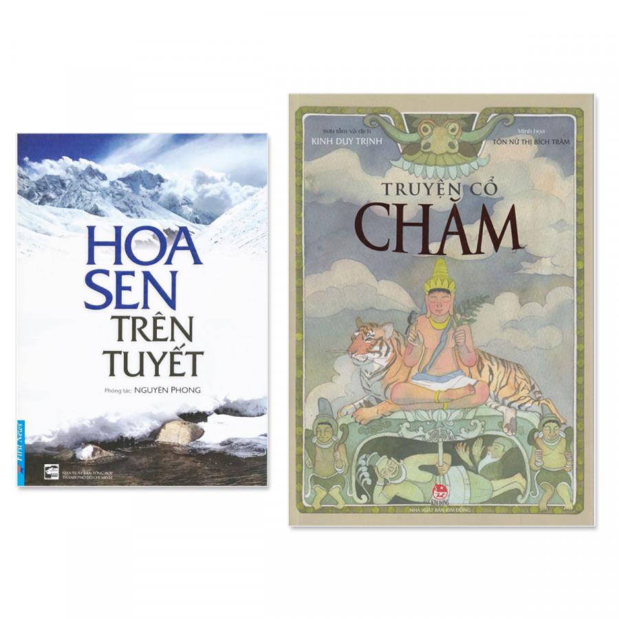 Combo sách gia đình:  Hoa sen trên tuyết, Truyện Cổ Chăm - 1553738 , 9628765168202 , 62_10090947 , 153000 , Combo-sach-gia-dinh-Hoa-sen-tren-tuyet-Truyen-Co-Cham-62_10090947 , tiki.vn , Combo sách gia đình:  Hoa sen trên tuyết, Truyện Cổ Chăm
