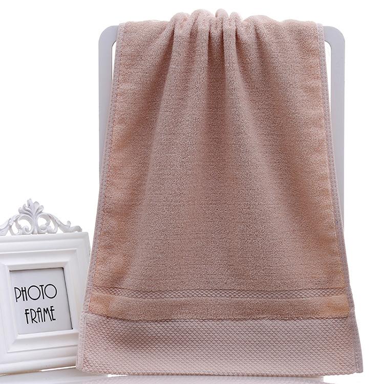Khăn tắm cotton dày  (34 x 75 cm)
