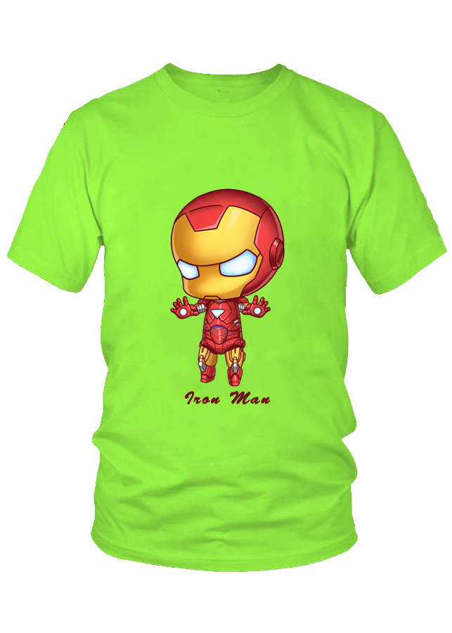 Áo thun nam thời trang Iron Man Chibi M2 - 2363536 , 5010466500285 , 62_15434146 , 179000 , Ao-thun-nam-thoi-trang-Iron-Man-Chibi-M2-62_15434146 , tiki.vn , Áo thun nam thời trang Iron Man Chibi M2