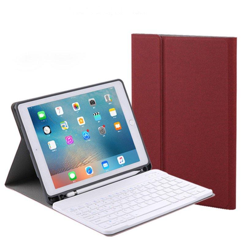 Bàn phím Bluetooth kèm bao da và khay đựng bút Pencil cho Ipad Promax RK508 (Giao màu ngẫu nhiên) - 1428361 , 2522865831554 , 62_7408475 , 790000 , Ban-phim-Bluetooth-kem-bao-da-va-khay-dung-but-Pencil-cho-Ipad-Promax-RK508-Giao-mau-ngau-nhien-62_7408475 , tiki.vn , Bàn phím Bluetooth kèm bao da và khay đựng bút Pencil cho Ipad Promax RK508 (Giao m