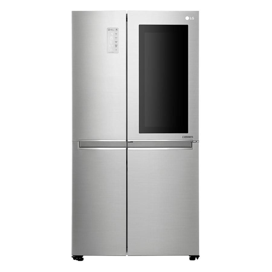 Tủ Lạnh Instaview Door In Door LG GR-Q247JS (626L) - Hàng chính hãng - 18306076 , 4798516628868 , 62_8570758 , 47390000 , Tu-Lanh-Instaview-Door-In-Door-LG-GR-Q247JS-626L-Hang-chinh-hang-62_8570758 , tiki.vn , Tủ Lạnh Instaview Door In Door LG GR-Q247JS (626L) - Hàng chính hãng