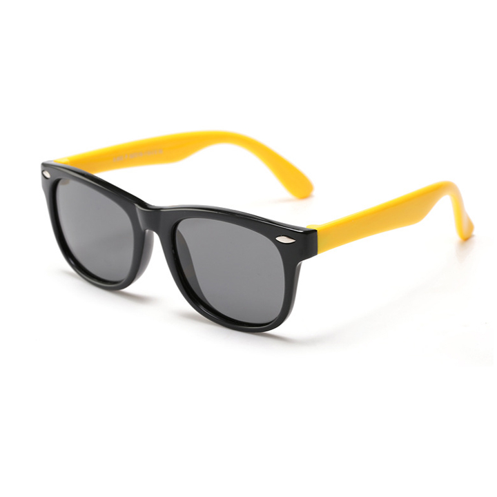 Mát kính trẻ em kính mát cho bé gọng dẻo V16DV