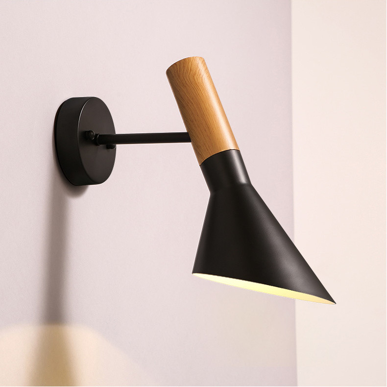 Đèn gắn tường - đèn trang trí cổ điển - Tặng kèm bóng led