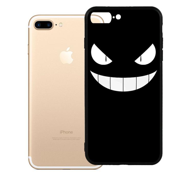 Ốp lưng viền TPU cao cấp dành cho iPhone 7 Plus - Monster 01