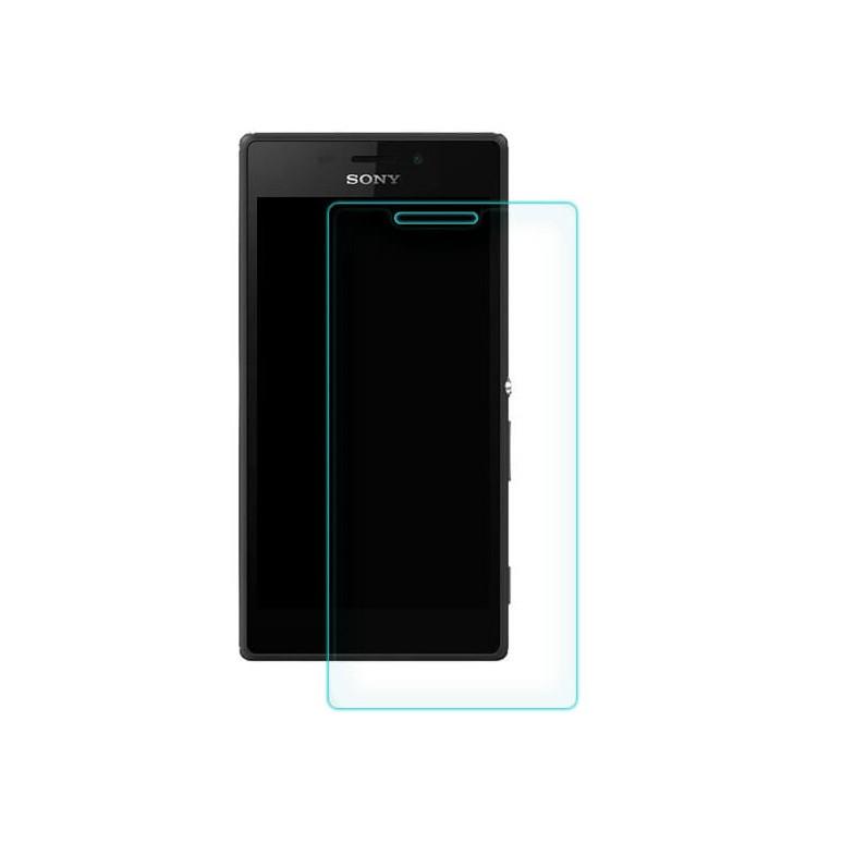 Tấm dán kính cường lực độ cứng 9H dành cho Sony M2 - KCL01