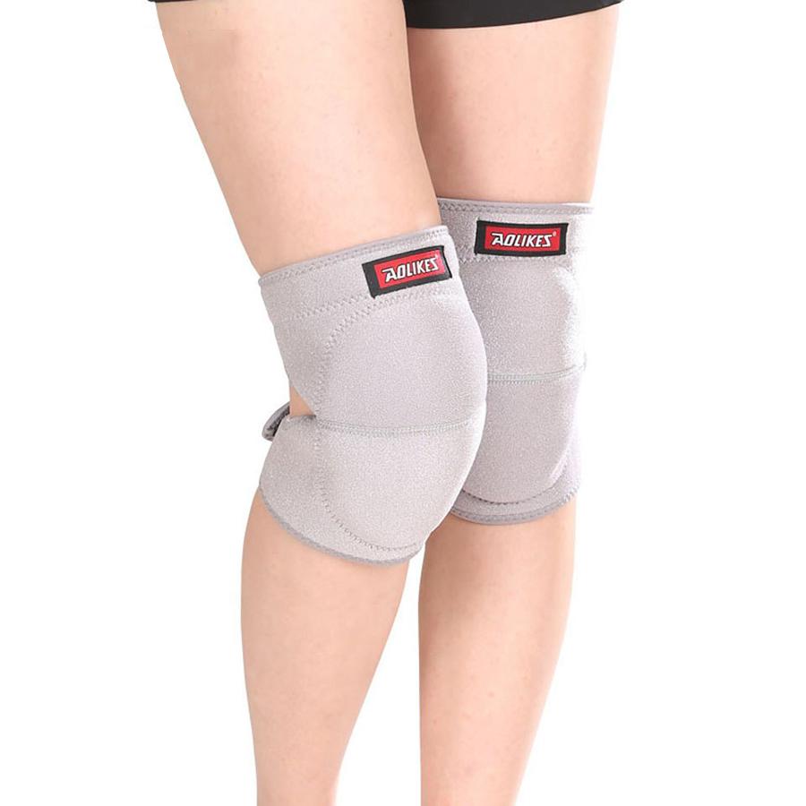 Bộ đôi băng bảo vệ đầu gối thể thao Aolikes AL0216 (1 đôi) - 1101065 , 8414500004291 , 62_6910787 , 399000 , Bo-doi-bang-bao-ve-dau-goi-the-thao-Aolikes-AL0216-1-doi-62_6910787 , tiki.vn , Bộ đôi băng bảo vệ đầu gối thể thao Aolikes AL0216 (1 đôi)