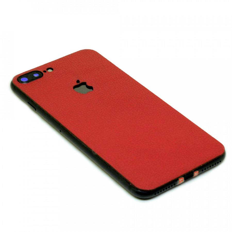 Ốp da dán iPhone 8 plus - Da thật nhập khẩu cao cấp - Chính hãng (Đỏ vân) - 1750885 , 9209487341045 , 62_12305532 , 200000 , Op-da-dan-iPhone-8-plus-Da-that-nhap-khau-cao-cap-Chinh-hang-Do-van-62_12305532 , tiki.vn , Ốp da dán iPhone 8 plus - Da thật nhập khẩu cao cấp - Chính hãng (Đỏ vân)