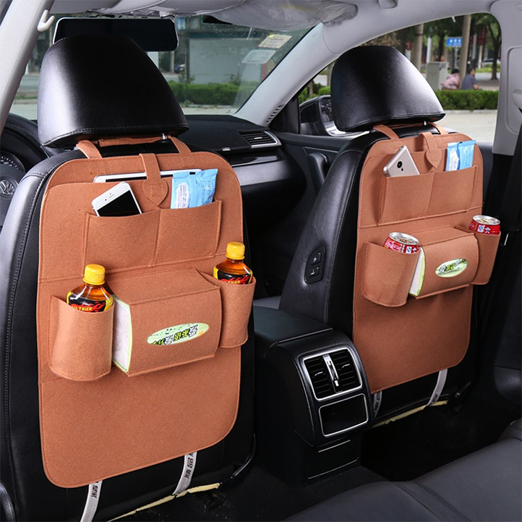 Auto Car Backseat Organizer Car-Styling Holder Felt Covers Versatile Multi-Pocket Seat Wool Felt Storage Container - 1509985 , 5900079818269 , 62_13761884 , 183000 , Auto-Car-Backseat-Organizer-Car-Styling-Holder-Felt-Covers-Versatile-Multi-Pocket-Seat-Wool-Felt-Storage-Container-62_13761884 , tiki.vn , Auto Car Backseat Organizer Car-Styling Holder Felt Covers Ver