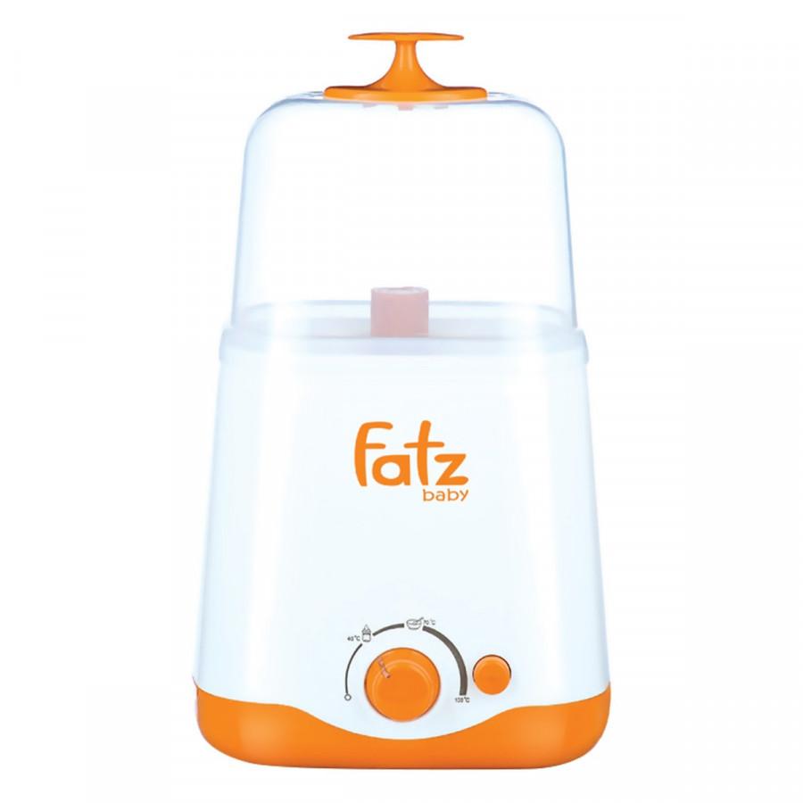 Máy Hâm Sữa 2 Bình Cổ Rộng Thế Hệ Mới FatzBaby FB3012SL