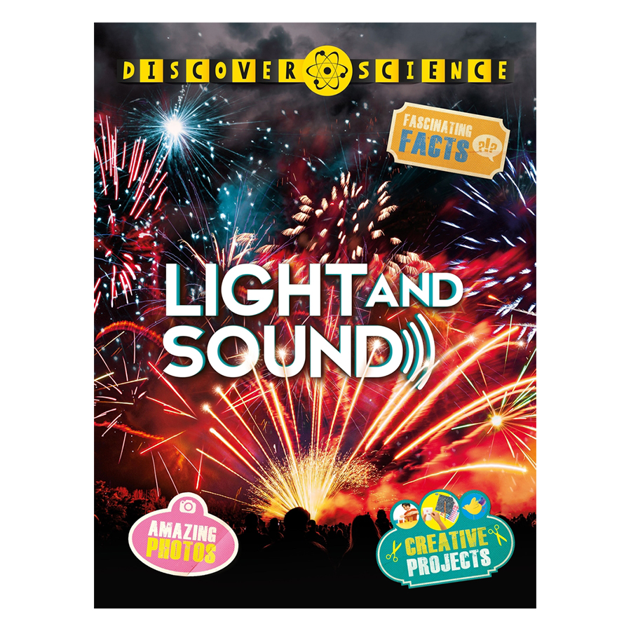 Discover Science: Light And Sound - 1080854 , 9780753442401 , 62_3921873 , 198000 , Discover-Science-Light-And-Sound-62_3921873 , tiki.vn , Discover Science: Light And Sound