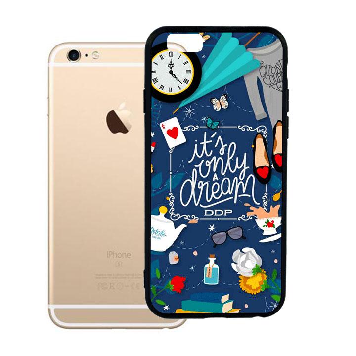 Ốp lưng viền TPU cao cấp dành cho iPhone 6 Plus - Dream Girl 02 - 1018673 , 1930501595400 , 62_15002149 , 200000 , Op-lung-vien-TPU-cao-cap-danh-cho-iPhone-6-Plus-Dream-Girl-02-62_15002149 , tiki.vn , Ốp lưng viền TPU cao cấp dành cho iPhone 6 Plus - Dream Girl 02