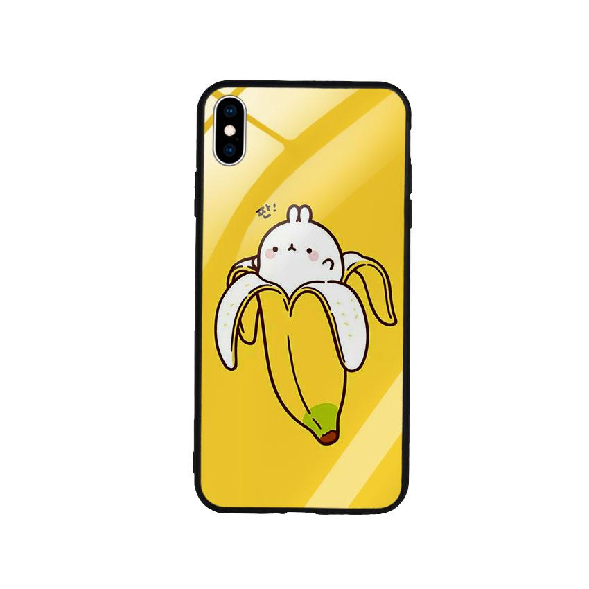 Ốp Lưng Kính Cường Lực cho điện thoại Iphone Xs Max - Banana - 767324 , 2848325845450 , 62_14810224 , 250000 , Op-Lung-Kinh-Cuong-Luc-cho-dien-thoai-Iphone-Xs-Max-Banana-62_14810224 , tiki.vn , Ốp Lưng Kính Cường Lực cho điện thoại Iphone Xs Max - Banana