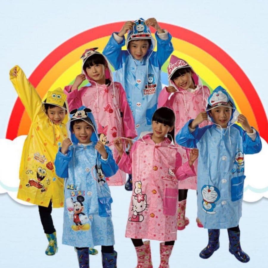 Áo mưa cho bé hình thú Disney size XXL (140-150cm) - 7232525 , 4272920857552 , 62_15776454 , 199000 , Ao-mua-cho-be-hinh-thu-Disney-size-XXL-140-150cm-62_15776454 , tiki.vn , Áo mưa cho bé hình thú Disney size XXL (140-150cm)