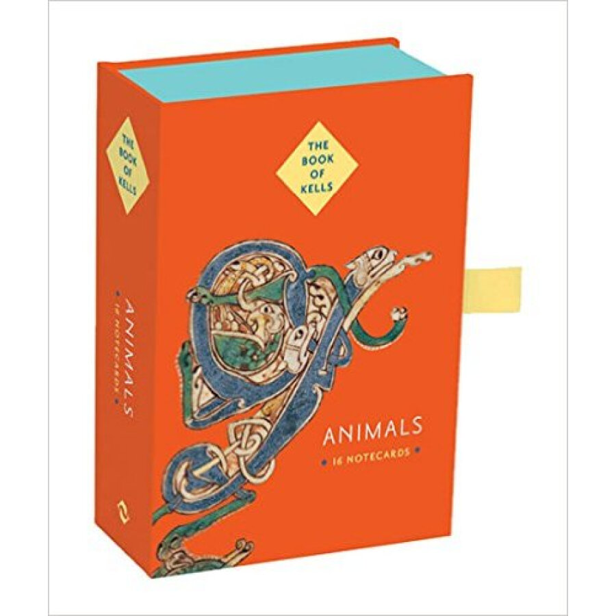 The Book of Kells - Animals: Box of 16 Notecards - 1229395 , 7642036285131 , 62_5247661 , 346000 , The-Book-of-Kells-Animals-Box-of-16-Notecards-62_5247661 , tiki.vn , The Book of Kells - Animals: Box of 16 Notecards