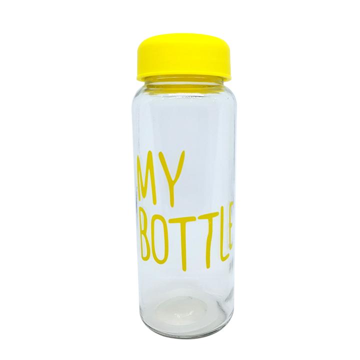 Bình Thủy Tinh Đựng Nước My Bottle 500ml - 1074193 , 5481737035933 , 62_6695467 , 45000 , Binh-Thuy-Tinh-Dung-Nuoc-My-Bottle-500ml-62_6695467 , tiki.vn , Bình Thủy Tinh Đựng Nước My Bottle 500ml