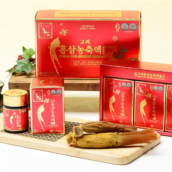 Cao Hồng Sâm KGS Gold 150g