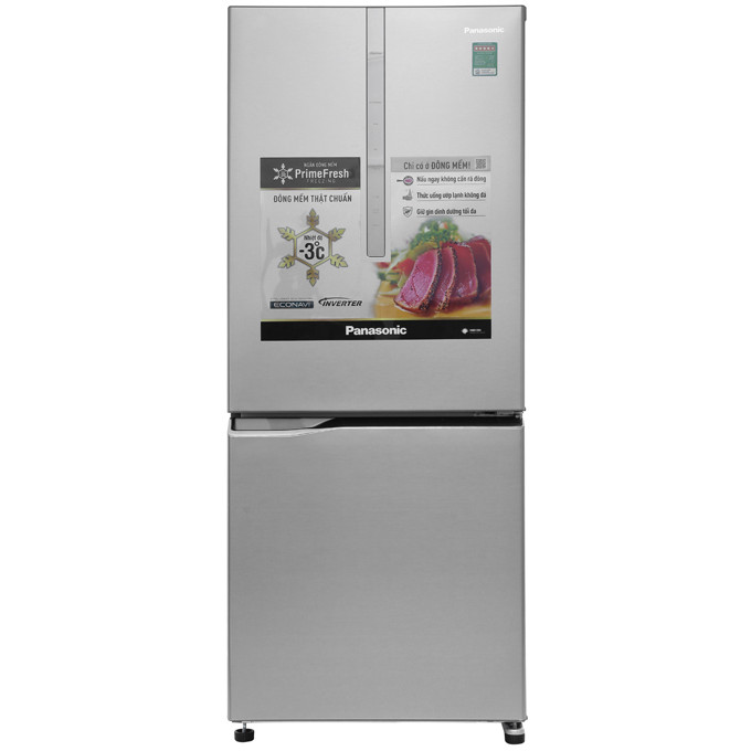 Tủ lạnh Panasonic Inverter 255 lít NR-BV289XSVN - Hàng chính hãng