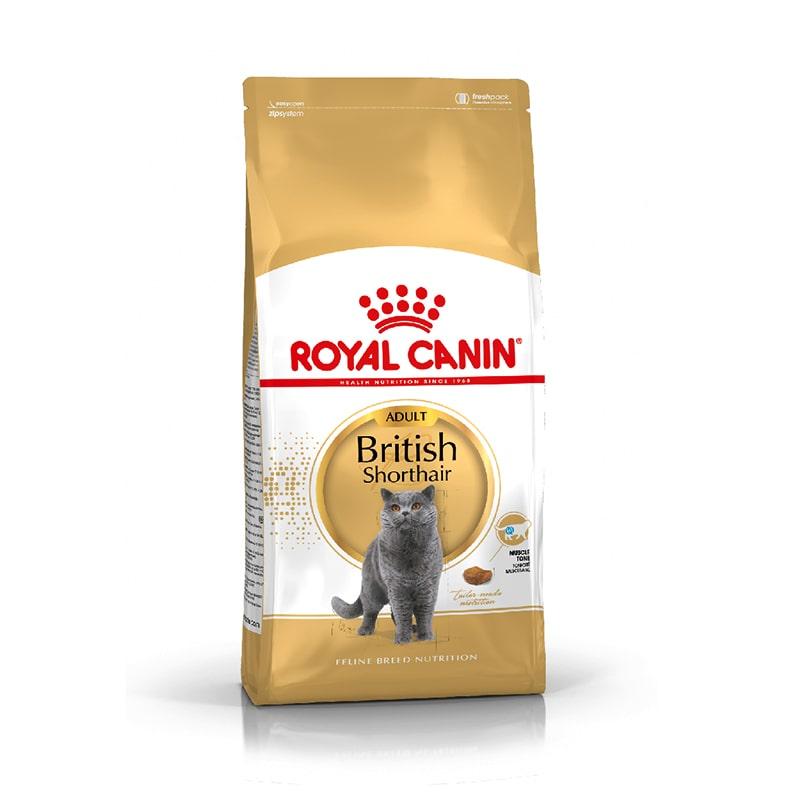 Thức ăn cho mèo Royal Canin British Shorthair Adult 400gr