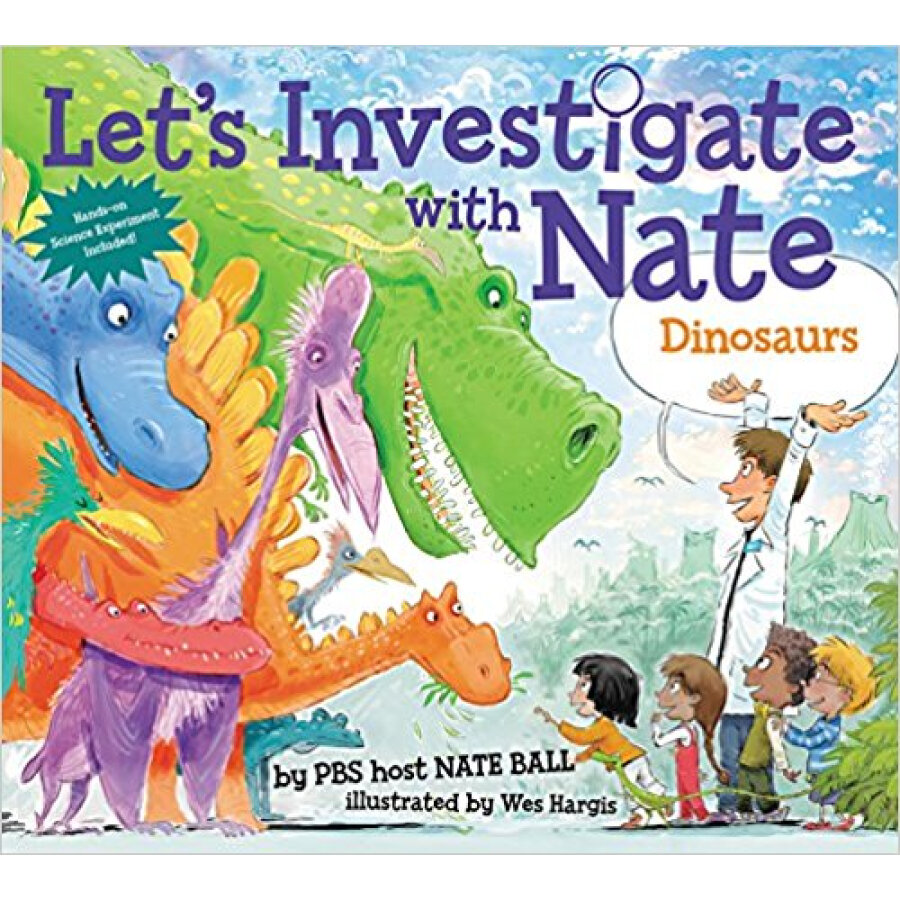 Lets Investigate with Nate #3: Dinosaurs