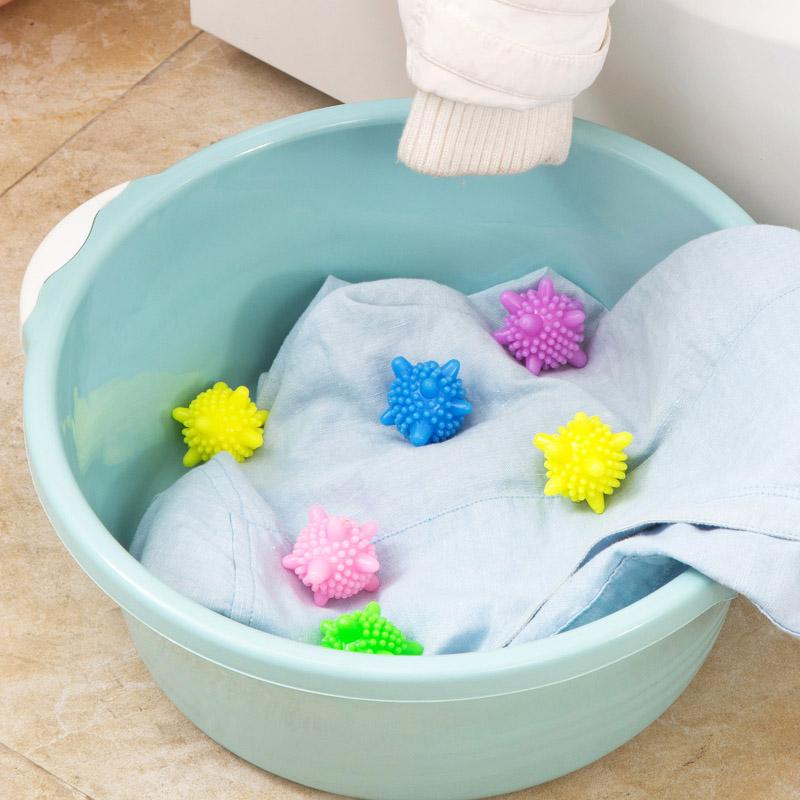 Tumble Washing Balls Softener None Chemical Clothes Softener Fabric Eco Ball