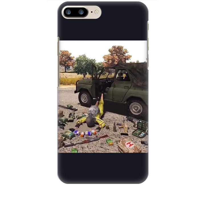 Ốp lưng dành cho điện thoại IPHONE 7 PLUS hinh PUBG Mẫu 03