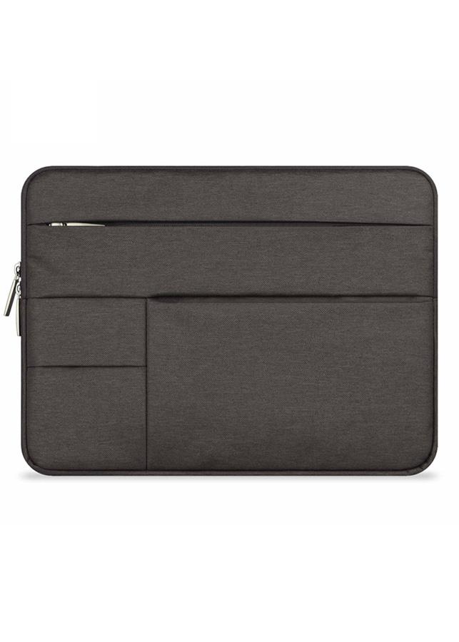 Túi chống sốc 2 ngăn, 2 túi phụ cho Macbook, laptop - 805002 , 9808026127241 , 62_10162835 , 190000 , Tui-chong-soc-2-ngan-2-tui-phu-cho-Macbook-laptop-62_10162835 , tiki.vn , Túi chống sốc 2 ngăn, 2 túi phụ cho Macbook, laptop