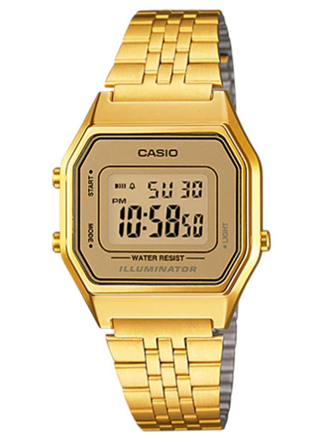 Đồng hồ nữ dây kim loại Casio LA680WGA-9DF - 1733169 , 5800109253063 , 62_12123893 , 1716000 , Dong-ho-nu-day-kim-loai-Casio-LA680WGA-9DF-62_12123893 , tiki.vn , Đồng hồ nữ dây kim loại Casio LA680WGA-9DF