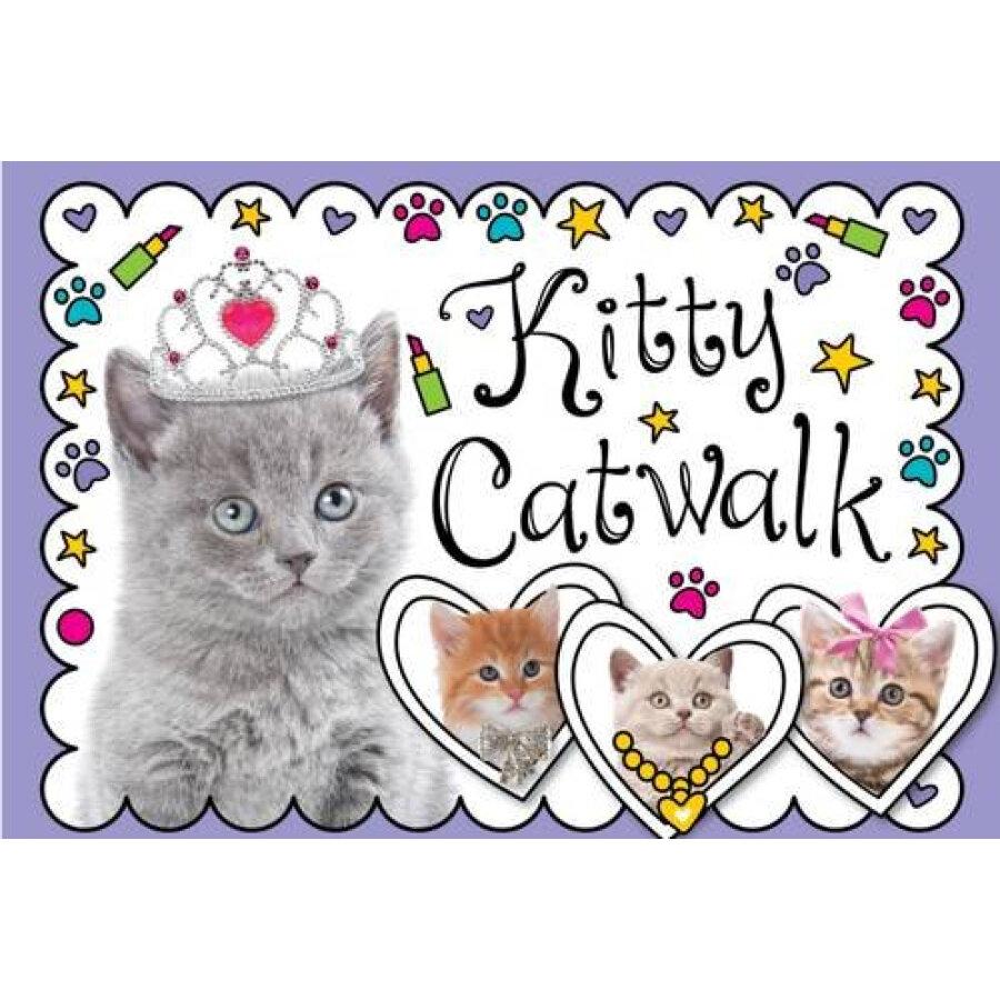 Stationery Box Kitty Catwalk - 1233719 , 2801466438714 , 62_5261475 , 1685000 , Stationery-Box-Kitty-Catwalk-62_5261475 , tiki.vn , Stationery Box Kitty Catwalk